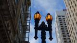 Sutter Street Street Light