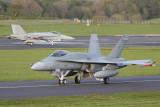 Finnish Hornets at Prestwick