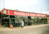 Next To Mandela's Soweto Home