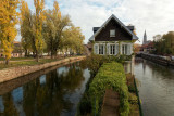 Strasbourgsur les ponts couverts