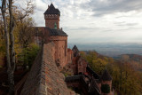 Chateau duhaut Koenigsbourg