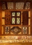 Musée AlsacienFaçade de maison à colombage d'Issenhausen