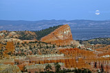 Super Moon over Sinking Ship, Bryce Canyon National Park, UT