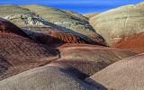Bentonite Hills, Capitol Reef National Park, UT