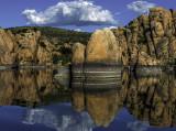 Watson Lake pilllars, Prescott, AZ