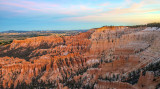 View from Inspiration Point, Bryce Canyon National Park, UT