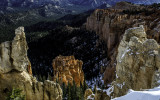 View from Rainbow Point, Bryce Canyon National Park, UT