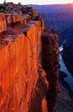 Toroweap Overlook, looking east, Grand Canyon National Park, AZ