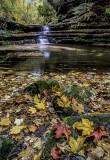 Matthiessen Creek, Matthiessen State Park, IL