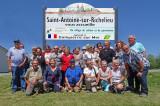 VOICI LE GROUPE DE DOMPIERRE SUR MER EN VISITE À SAINT-ANTOINE-SUR-RICHELIEU