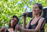 T Sisters, House Concert, Curtis Park neighborhood Sacramento, CA, May 21, 2017