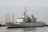 Royal Moroccan Navy 612 HASSAN II  Floréal-class frigate