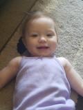 Penny's granddaughter, Monroe Ryanne Campbell, 9 mo. Sept. 2017