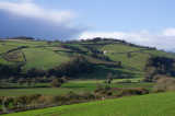 The Exe valley near Silverton