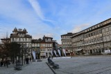 Guimarães. Largo do Toural