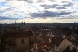 Prague. View from the Castle Square