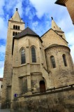 Prague Castle - St George's Basilica (Bazilika sv. Jiří)