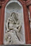 Würzburg. Chronos Fountain