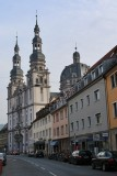 Würzburg. Stift Haug Church