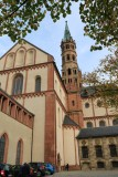 Würzburg. Cathedral
