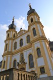 Würzburg. Käppele (Pilgrimage Church)