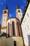 Würzburg. Klosterkirche Don Bosco
