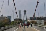 Frankfurt am Main. Eiserner Steg