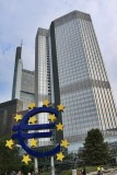 Frankfurt am Main. Eurotower