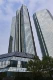 Frankfurt am Main. Bankenviertel