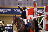 Erynn Ballard riding Bella Donna on countdown to the McKee Family International Jumper Competition at the Royal Horse Show Ricoh