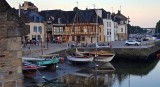 Auray, le port de St Goustan