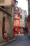 une rue à Vannes