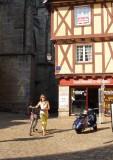 streets of Vannes