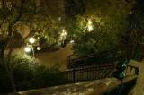Escalier Frontenac, looking down