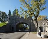 Quebec city gate