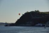 Ballooon over Quebec