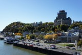 Quebec City, from the ship