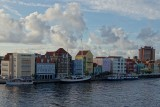 Willemstad, Curacao in the morning