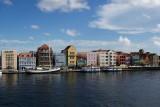 Willemstad's Punta quarter