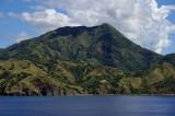 Haiti mountain