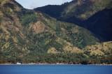 Mountainous Haiti