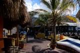 Willemstad coastal bars and restaurants