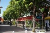 Willemstad street shops