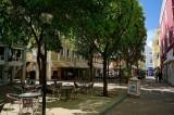 Willemstad street cafes