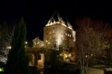 Canada night scene