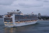 Emerald Princess in Port Everglades