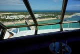 Grand Turk's port, from the Crow's Nest
