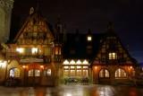 Pinnochio's on a wet night