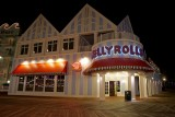 Jellyroll's club on the Boardwalk, night