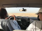 Desert driving